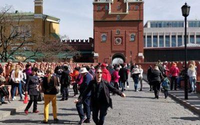 Kahdeksannet luokat ottavat haltuun Moskovan! Ensimmäisenä päivänä ohjelmassa ol…