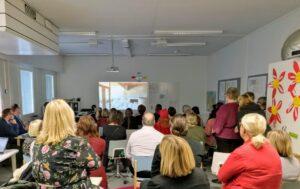 Suomalais-venäläisen koulun uudet tilat tukevat yhteisöllisyyttä