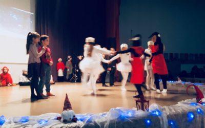 Suomalais-venäläisen koulun esikoulun ja peruskoulun joulujuhlat vietettiin viim…