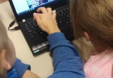 8. luokan Toiminnallista matematiikkaa -valinnaiskurssin oppilaat ovat laatineet…