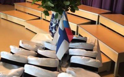 Etsintäkuulutus: Oletko Helsingin suomalais-venäläisen koulun ylioppilas vuodelt…