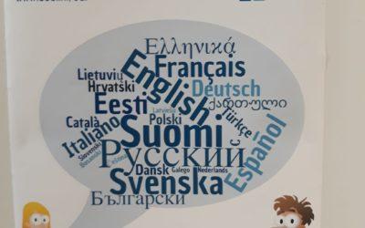 Euroopan kielten viikon aikana toteutetun kyselyn saldo.