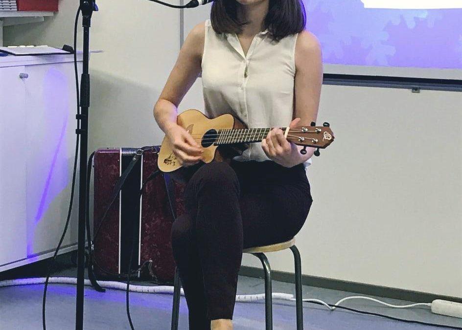 SVK:n lukion ensimmäisessä musiikin lukiodiplomikonsertissa kuultiin lauluja kar…