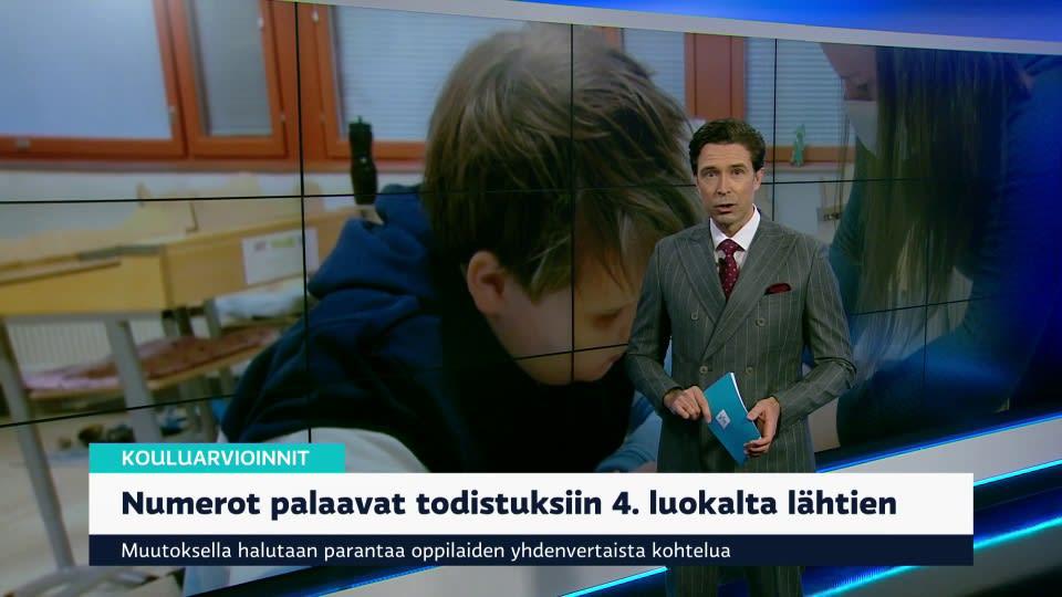 Yle Uutiset 20.30 | Yle Uutiset