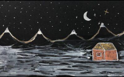 Taivaalla tähtivyö (Pyhä Lucia)