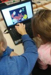 Программирование на уроках развивающей математики